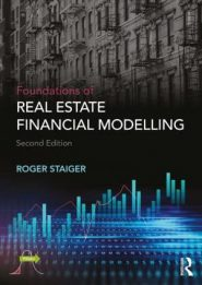 Real Estate Financial Modelling Book Cover